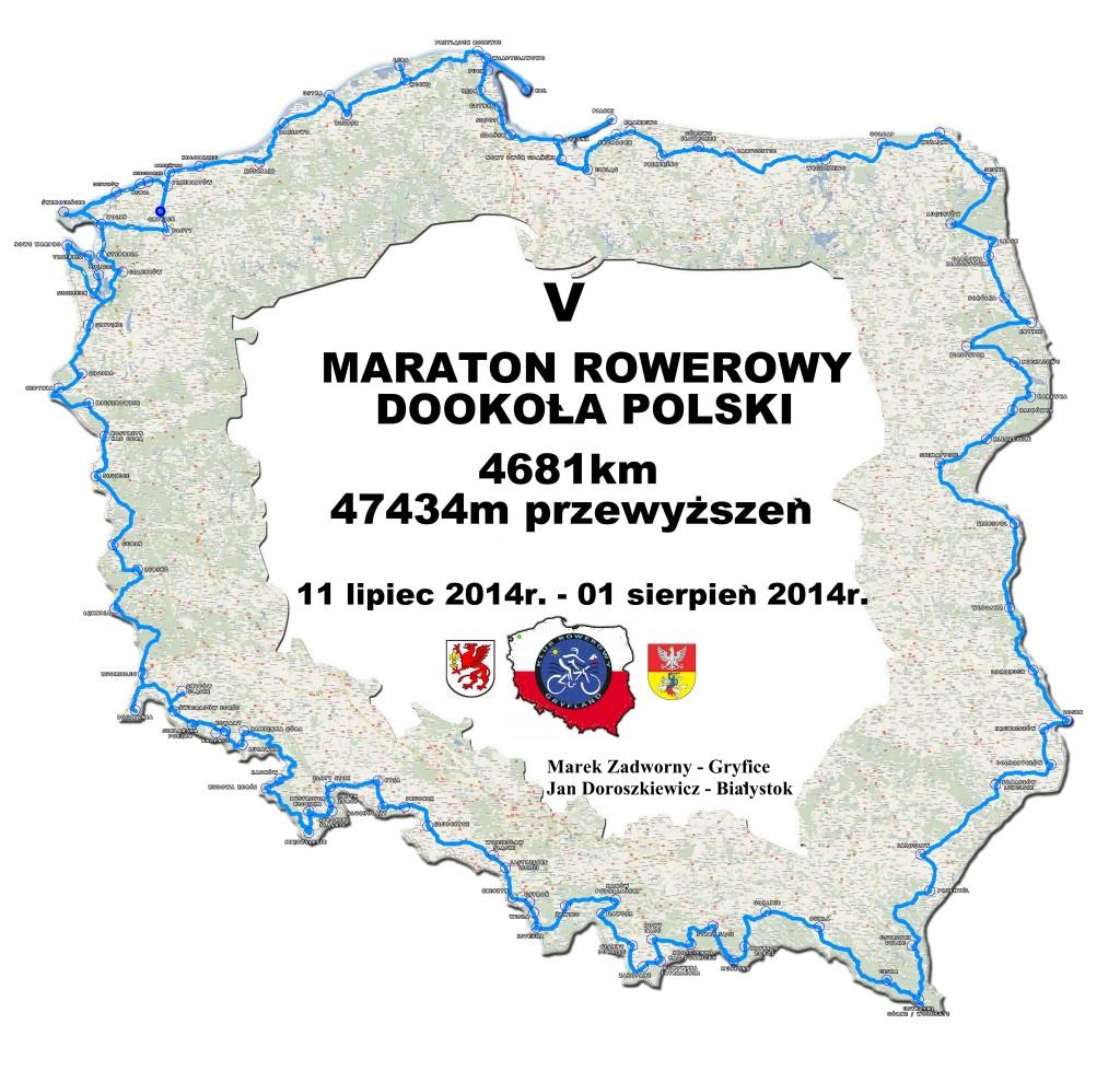 Maraton Rowerowy Dookoła Polski
