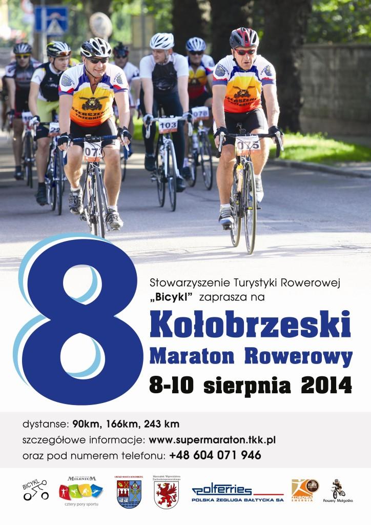 Kołobrzeski Maraton Rowerowy - Kołobrzeg